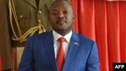 Pierre Nkurunziza shugaban Burundi dake neman tsawaita wa'adin mulkinsa