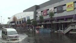 Flooding Worsens in Thai Capital