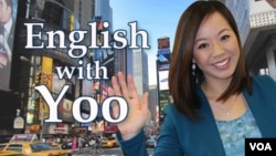 English with Yoo