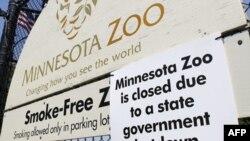 Một số cơ quan chính phủ bang Minnesota đã đóng cửa do bế tắc về thỏa thuận ngân sách