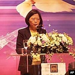 台灣民進黨總統候選人 蔡英文