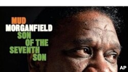 "Mud Morganfield's ""Son Of The Seventh Son"" CD"