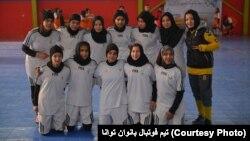 این تیم در لیگ برتر بانوان شهر کابل بازی می کند و نخستین سفر آنان به خارج از افغانستان است.