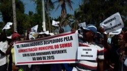 Governo angolano ordena congelamento na admissão de funcionários - 2:34