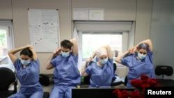 Zdravstveni radnici u Španiji