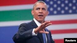 Barack Obama shugaban Amurka