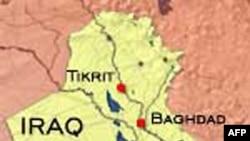 Tikrit map