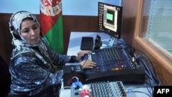 Afg'on jurnalisti