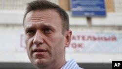Учредитель Фонда борьбы с коррупцией - Алексей Навальный