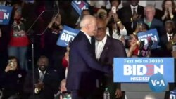 Michigan Primary Looms as Showdown for Biden and Sanders
