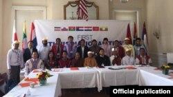 အေမရိကန္ေရာက္ ျမန္မာတိုင္းရင္းမ်ား မဟာမိတ္ဖြဲ႔စည္း (သတင္းဓာတ္ပံု - Kachin Alliance)