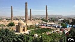 منار های هرات