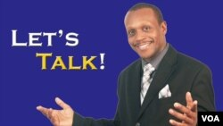 Let's Talk Host Sunday Shomari
