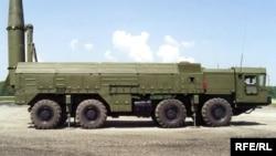 Російський ракетний комплекс «Іскандер-Е»