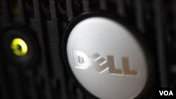 Dell no logró las ganancias estimadas por Wall Street para el último trimestre.