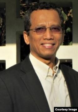 Romo Baskara T. Wardaya, S.J., Ph.D. Dosen Program Pasca Sarjana, Universitas sanata Dharma (foto: courtesy).