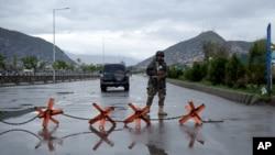 Leta ya Kiyisilamu niyo yagabye i gitero mu mujyi wa Kabul
