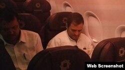 راہول گاندھی اور دیگر رہنماؤں کو سرینگر ایئرپورٹ سے ہی واپس نئی دہلی روانہ کر دیا گیا