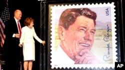 紀念里根活動在全美各地展開。