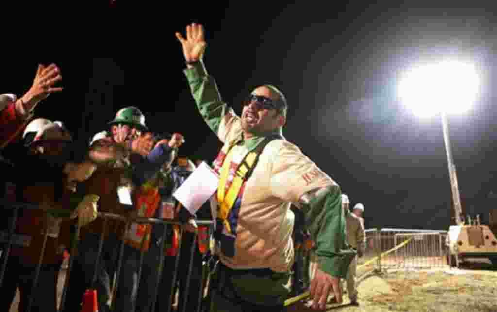 El cinco de agosto de 2011 se conmemora el derrumbe en la mina San José, ubicada en el norte de Chile, y que mantuvo atrapados a 33 mineros por 69 días.