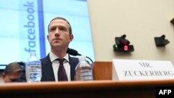 فیس بک کے بانی رہنما مارک زاکر برگ