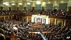 美国总统在国会发表国情咨文