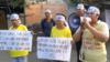 Thu hồi đất ở Long An: Dân nổi lửa, tạt acid vào lực lượng cưỡng chế