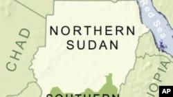 苏丹地理位置图