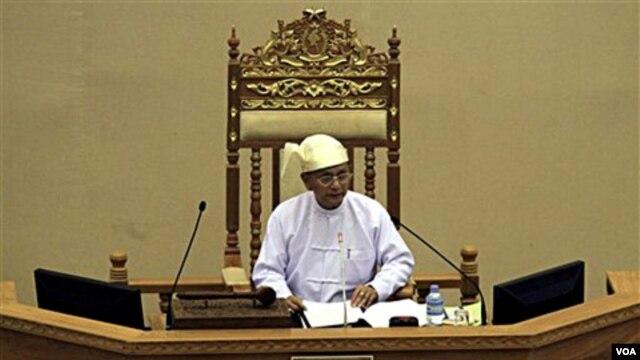 Presiden Burma Thein Sein dalam pidato tahun barunya berjanji akan menciptakan komunikasi lebih transparan dan langsung dengan rakyat (Foto: dok)