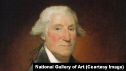 Tổng thống đầu tiên của Hoa Kỳ, George Washington.