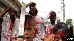 İranda kamikadze hücumu