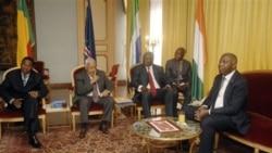 شکست هيأت کشورهای غرب آفریقا در متقاعد ساختن لارن بگبو به کناره گیری