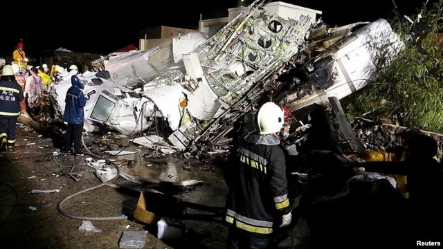 taiwan-officials-question-weather-as-factor-in-plane-crash