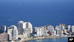 برطانوی سیاح اسپین میں ہلاک