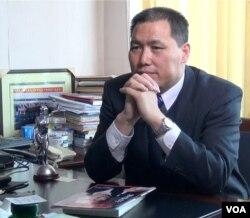 维权律师浦志强 (美国之音东方拍摄 资料照片)