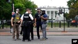 Вашингтон, 2 июня 2020