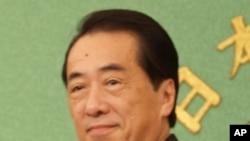 日本首相菅直人(资料照片)