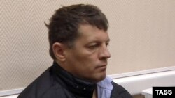 Roman Sushchenko, wartawan Ukraina yang dipenjara di Rusia (foto: dok).