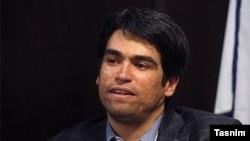 Ehsan Mazandarani, journaliste iranien.