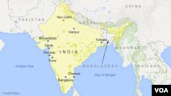 인도 주요 도시들. (자료사진)
