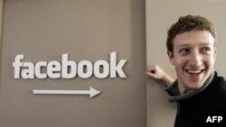 Основатель сайта Facebook Марк Цукерберг