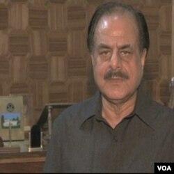Hamid Gul, bivši direktor pakistanske obavještajne službe, ISI