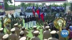 Slain Haitian President Jovenel Moise Laid to Rest