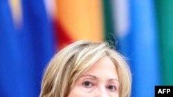 Хиллари Клинтон – в Эфиопии
