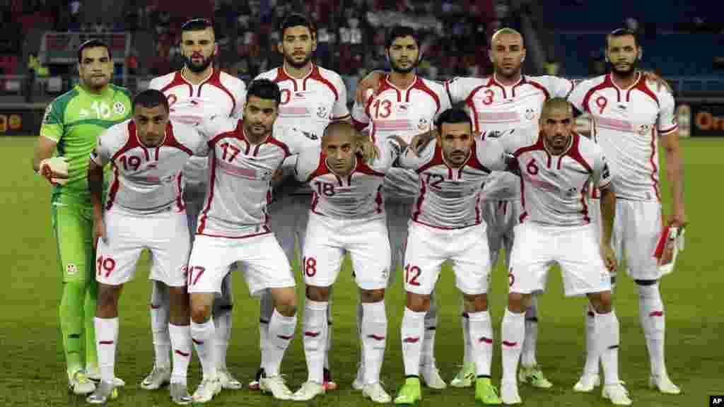 Tunisia national soccer team