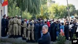Saylov kuni: Besh-Kungey qishlog'i, Bishkekdan 15 km narida