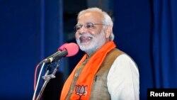 나렌드라 모디 인도 총리. (자료사진)