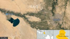 Ramadi and Baghdad, Iraq