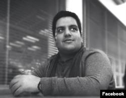 عکسی از علیرضا یزدانی از صفحه فیسبوک منتسب به او.