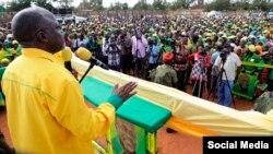 Mgombea wa CCM John Magufuli
